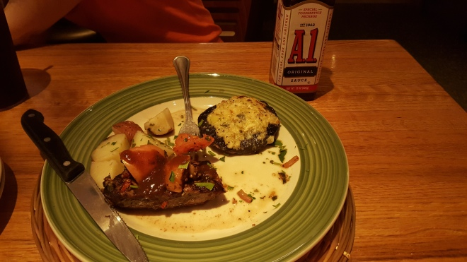 steakhouse bruschetta sirloin